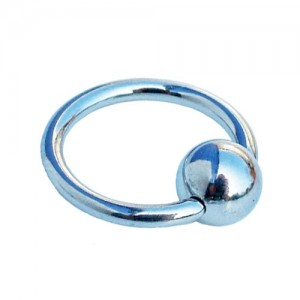 1.2mm Ball Closure Rings - Surgical Steel
