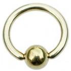 Gold PVD Titanium BCR